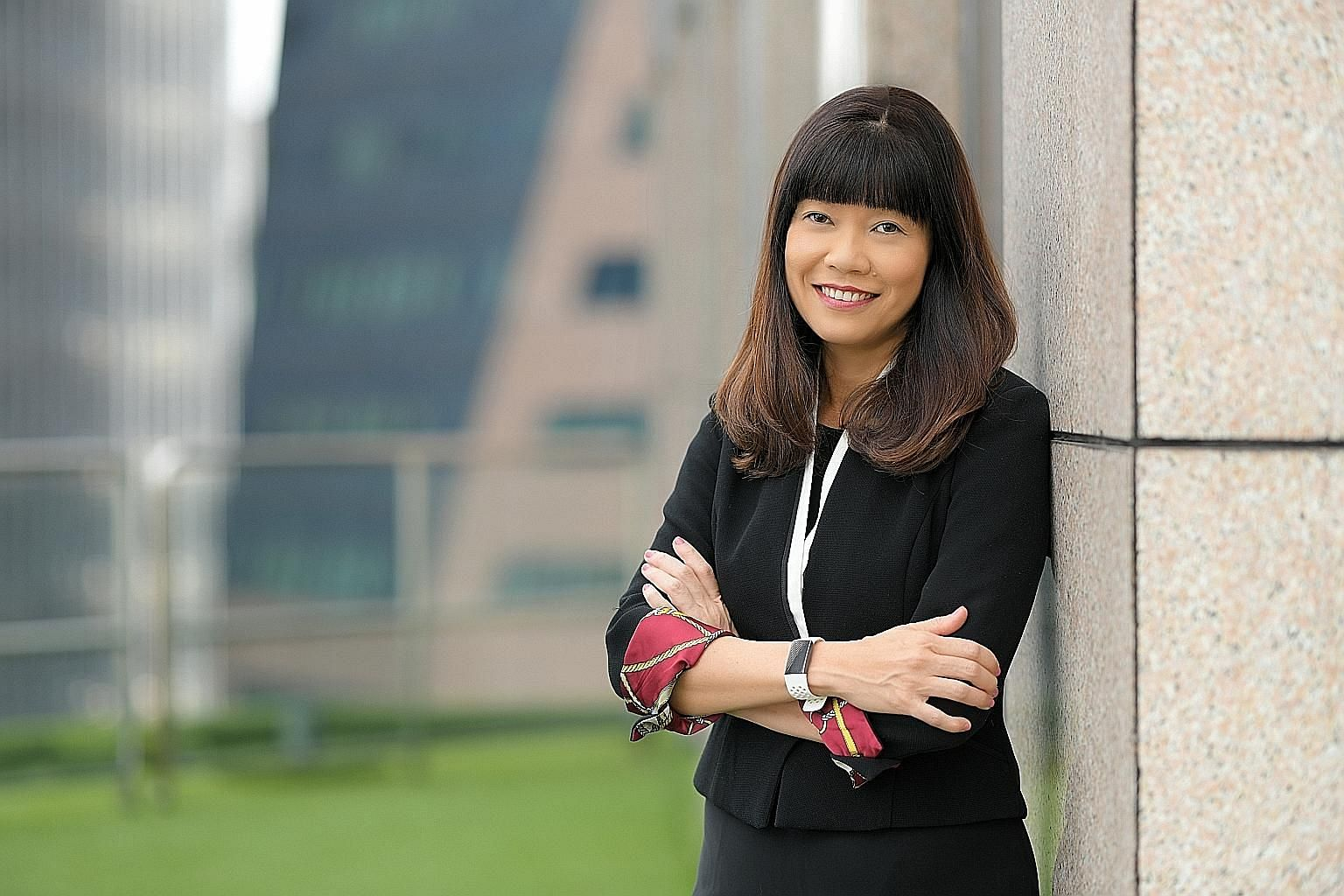 AIA Singapore chief executive Wong Sze Keed says the AIA Financial Career Scheme 2020 will give participants the necessary skills to kick-start their careers in the financial sector. Applicants who meet the requirements will be enrolled progressively