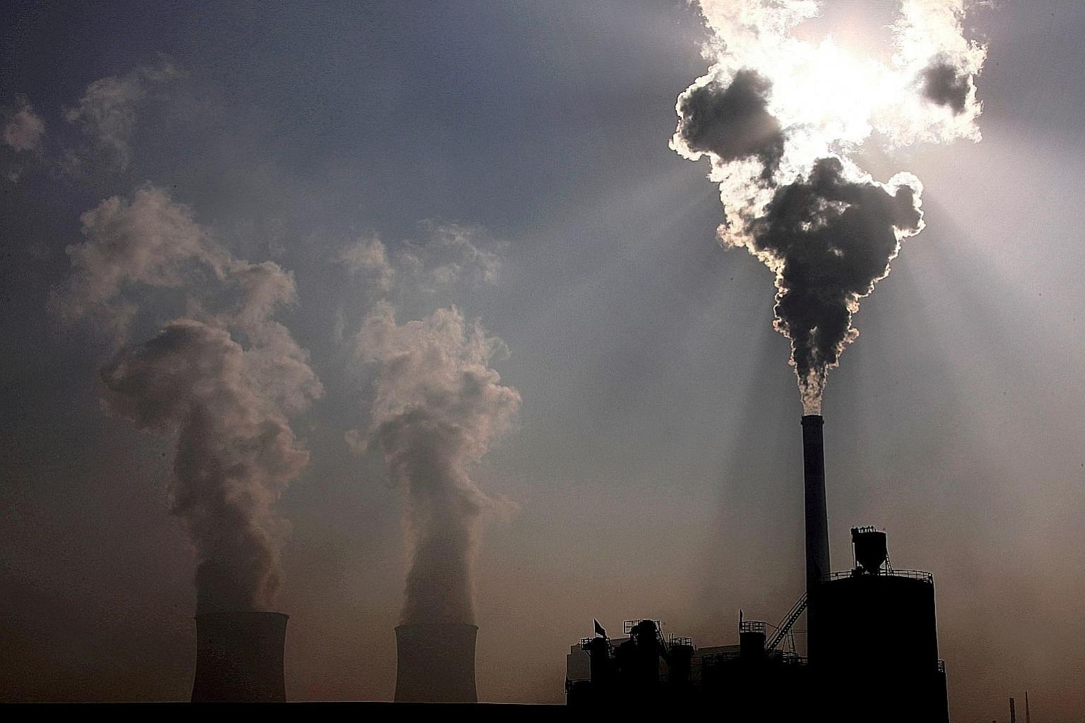 China is the world's most populous nation and top energy user, but Beijing has been trying to limit the use of the dirtiest fossil fuel in recent years while scaling up renewable energy production. PHOTO: REUTERS