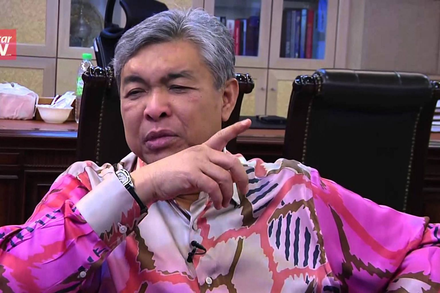 Zahid: I am DPM for all