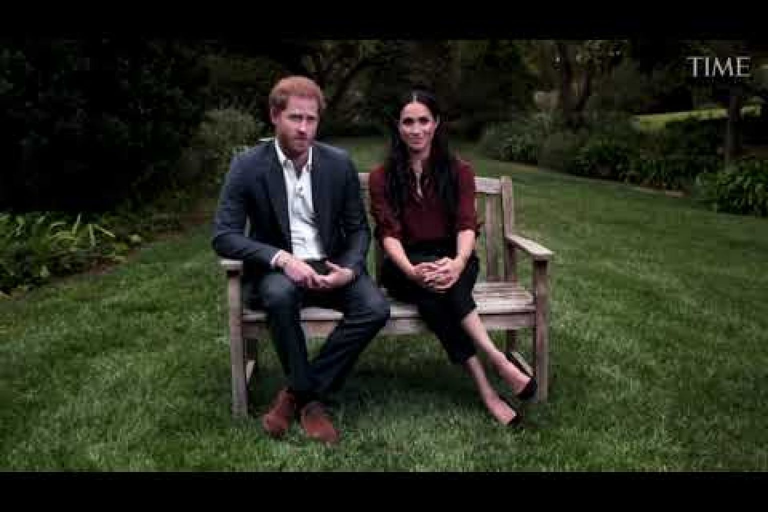 Meghan and Harry urge Americans to vote