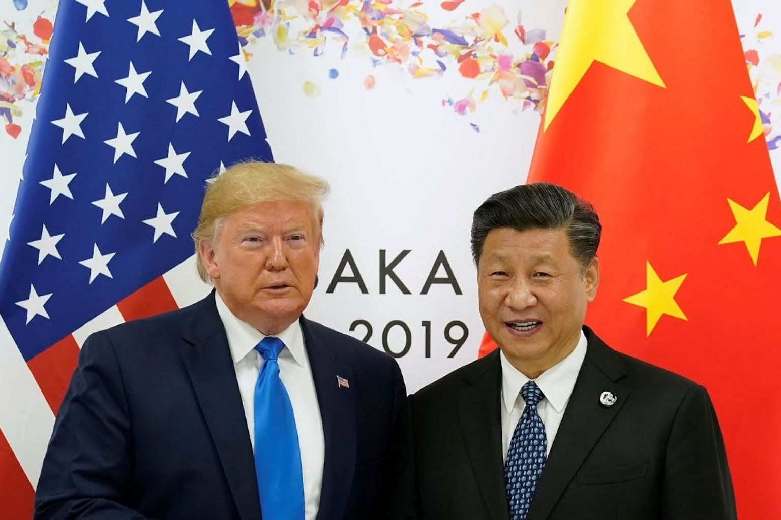 China's Xi injects hope into trade war with US