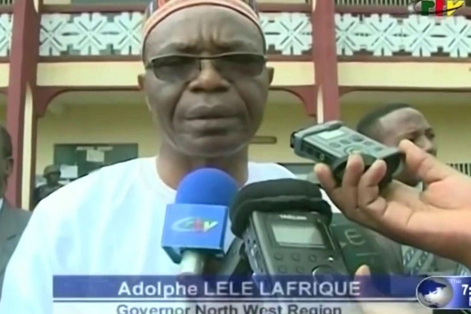 Armed men kidnap 79 children in Cameroon