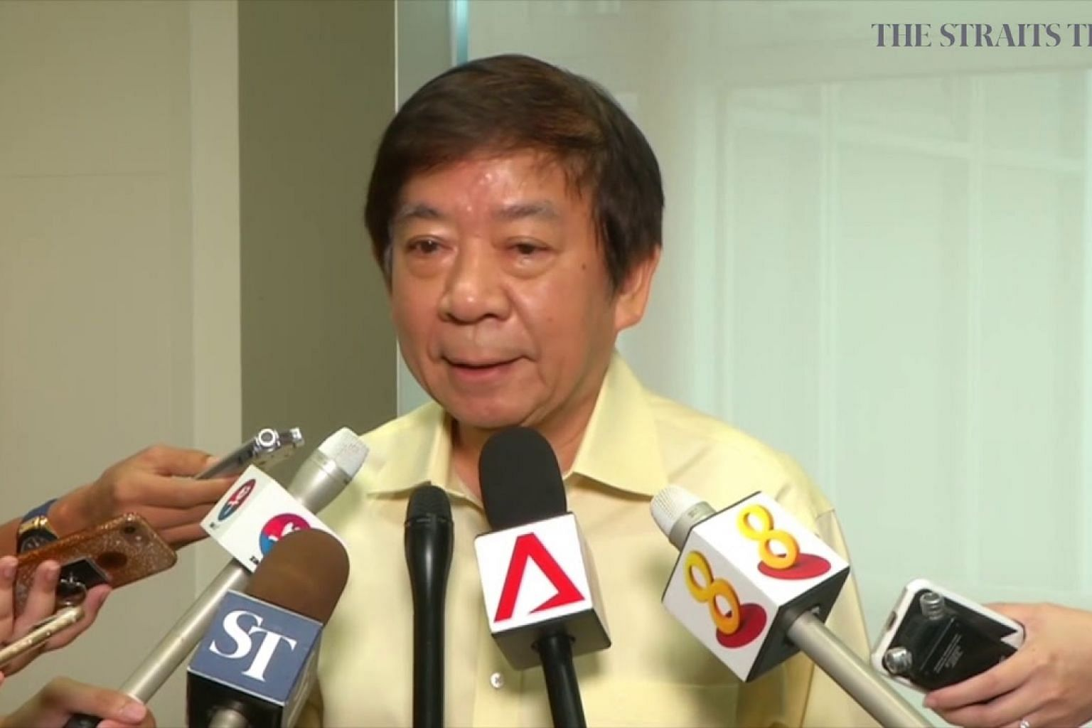 Khaw Boon Wan on the de-escalation between Malaysia and Singapore