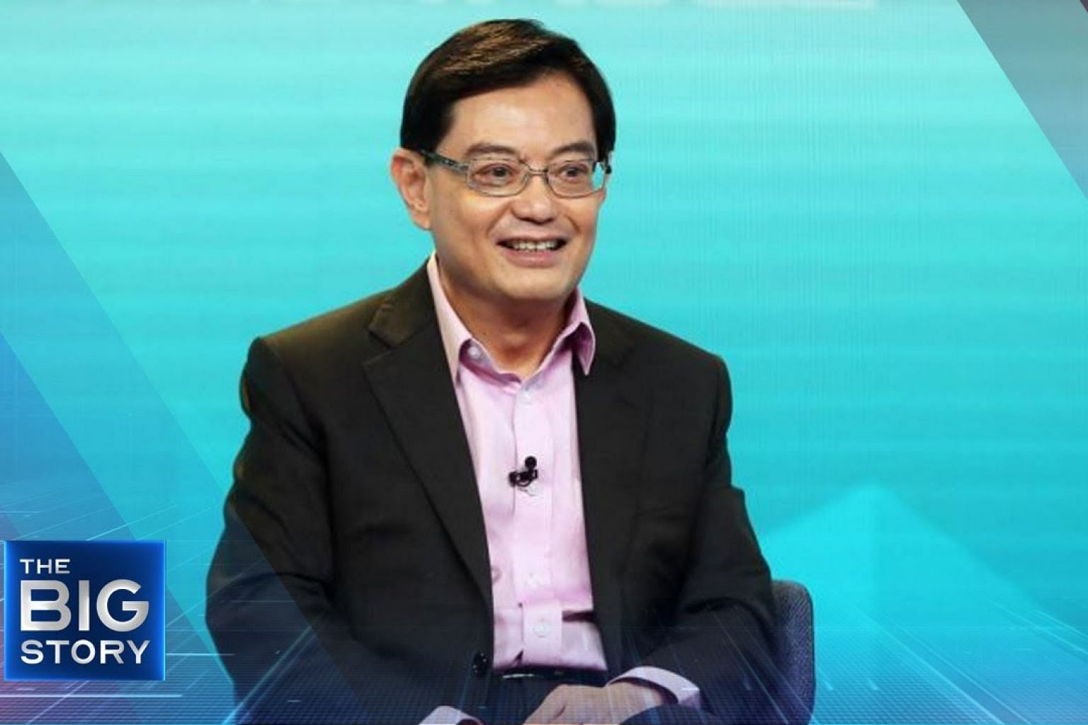 DPM Heng Swee Keat: Singapore, Emerging Stronger Together | THE BIG STORY