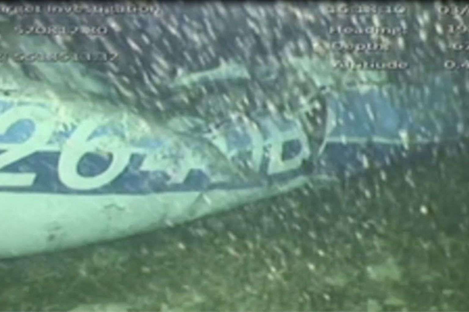 Body found in Sala plane wreckage, AAIB confirm