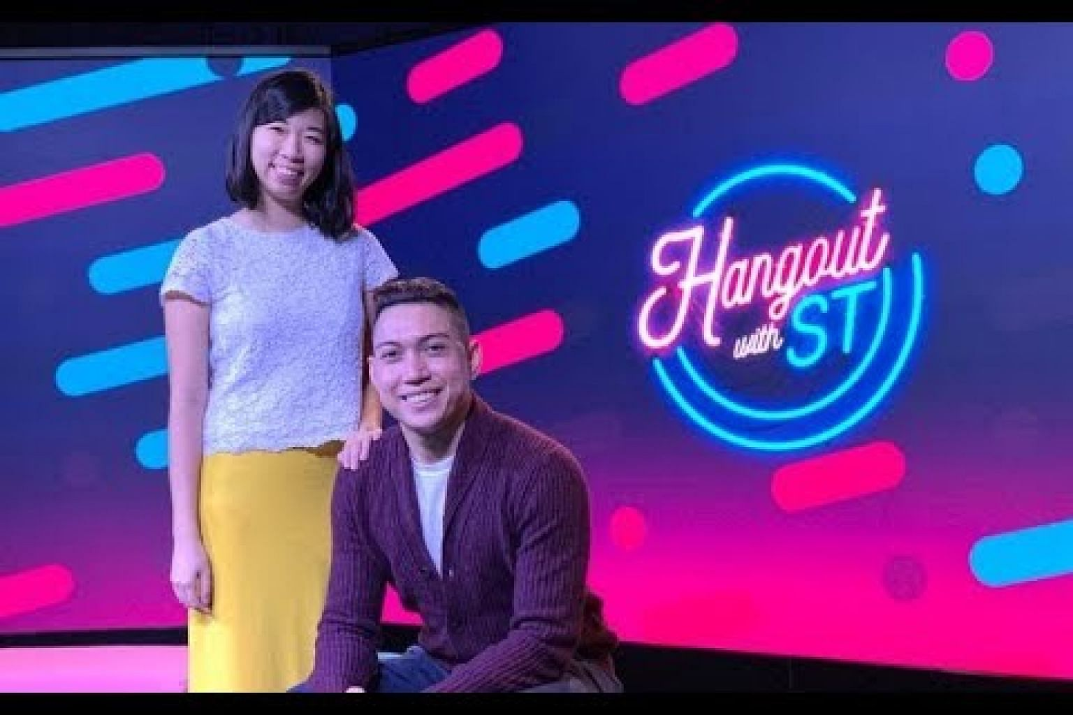 Hangout with ST: What makes you beautiful? | ChildAid 2019