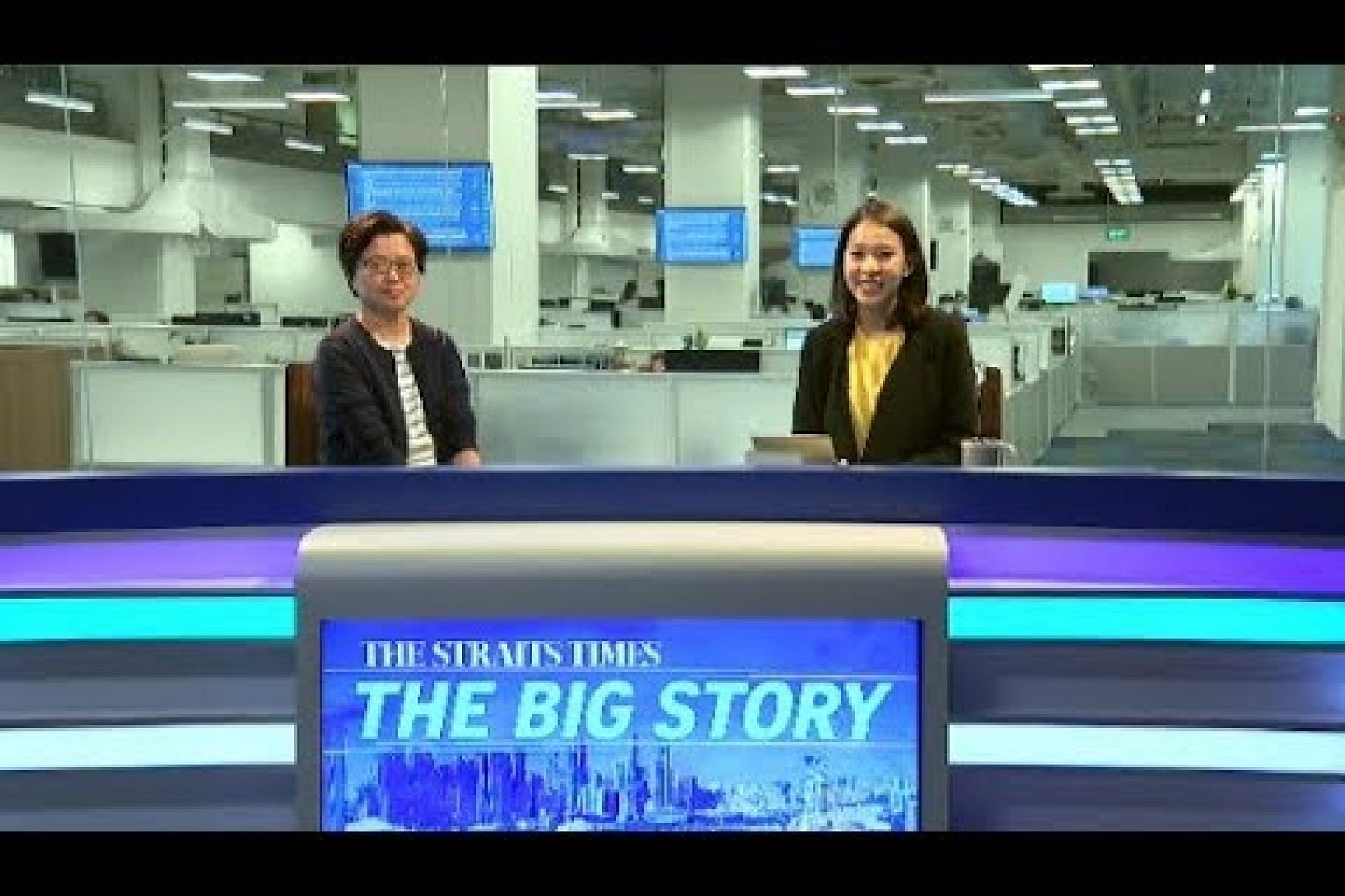 The Big Story: What's next for Hong Kong | Panel to tackle work-life harmony (17/06/19)
