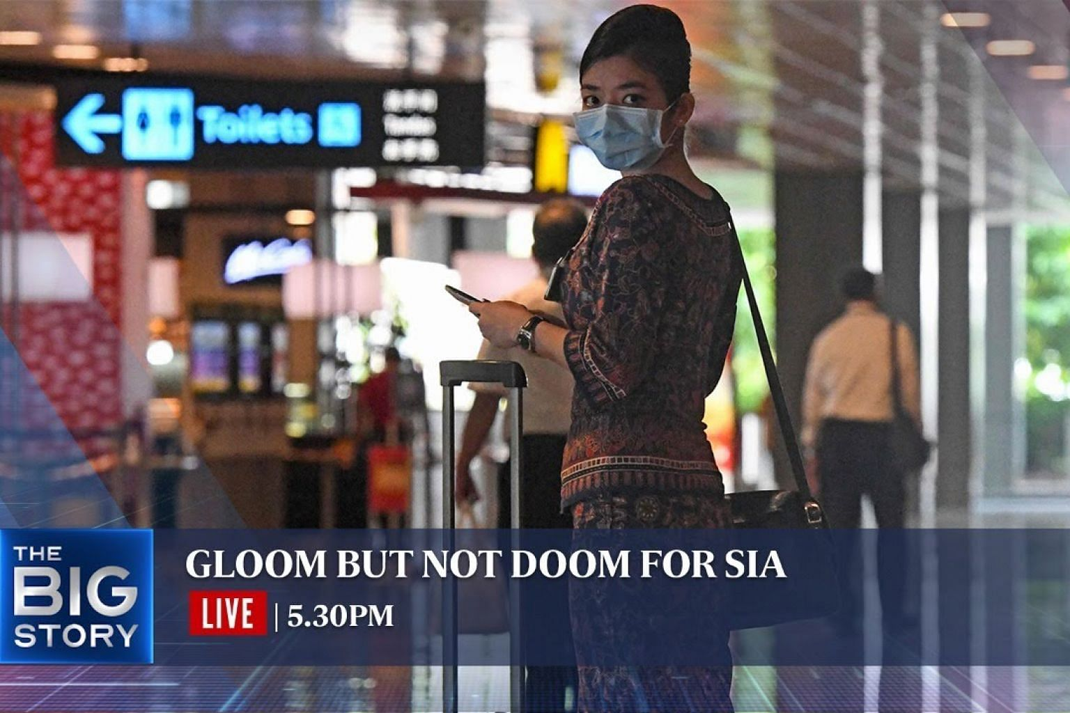 Gloom but not doom for SIA even as it retrenches 2,400 staff   Life's Food Picks   THE BIG STORY