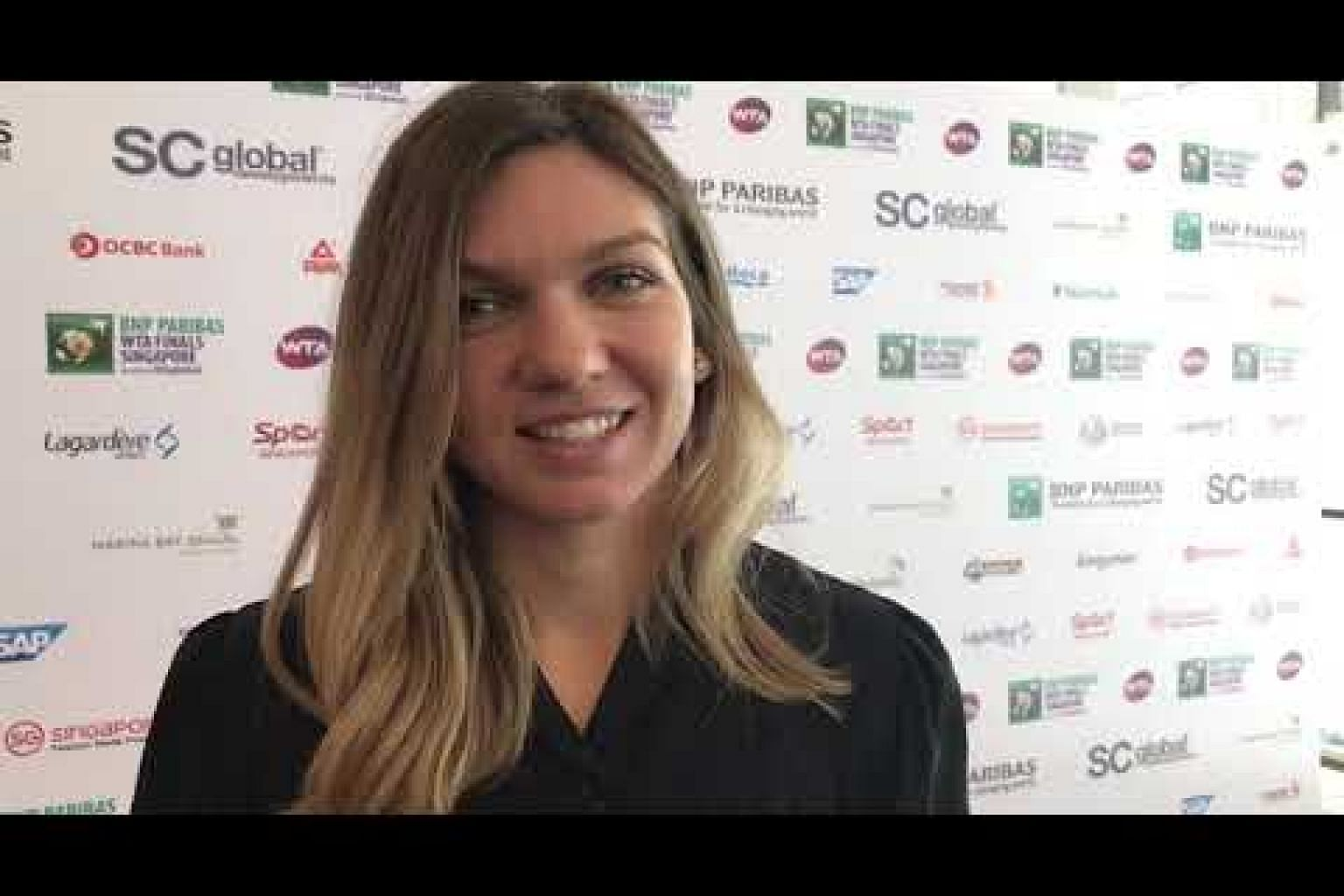 10 questions with Simona Halep