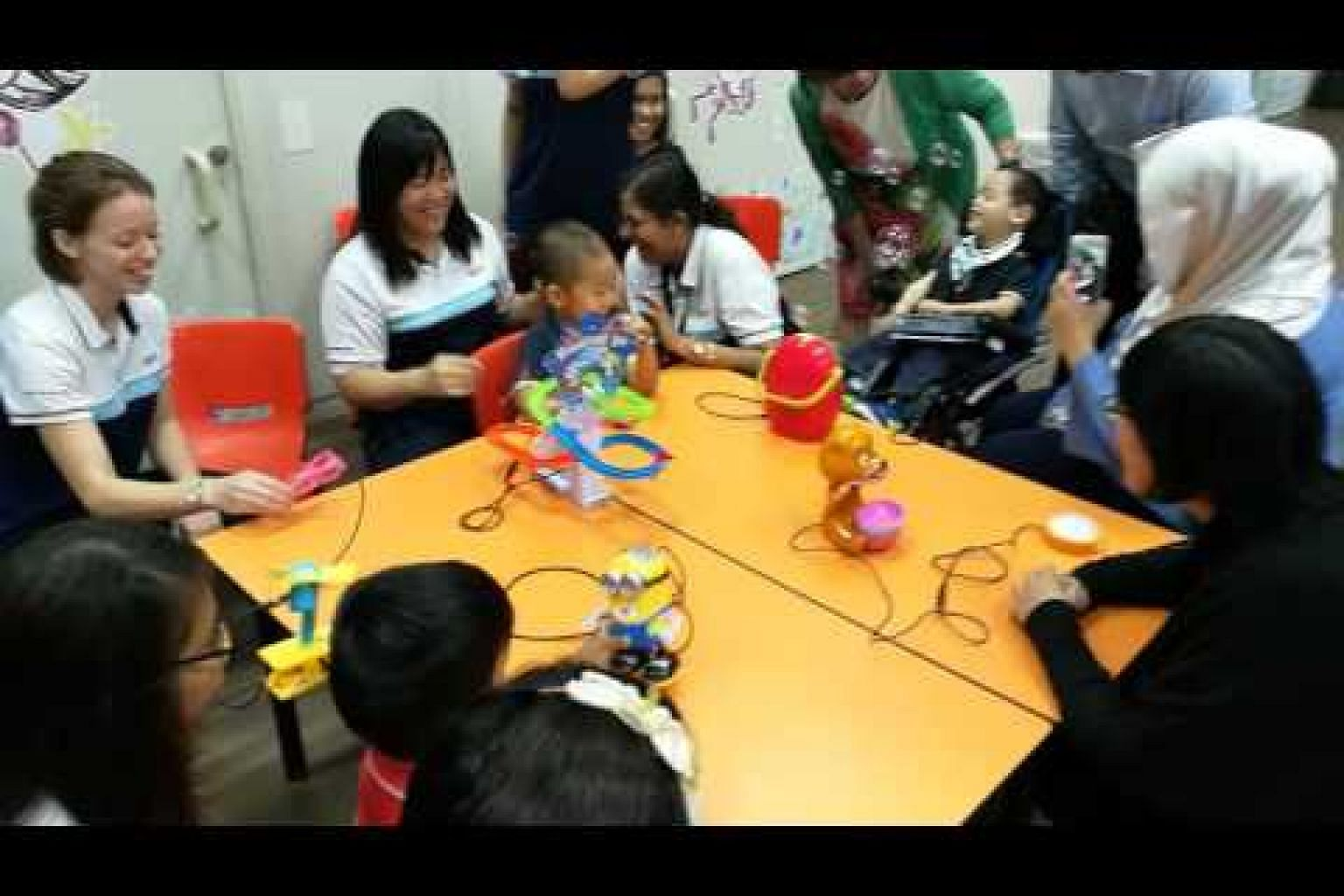 Bringing joy to special needs children through 'toy hacking' Pt 1