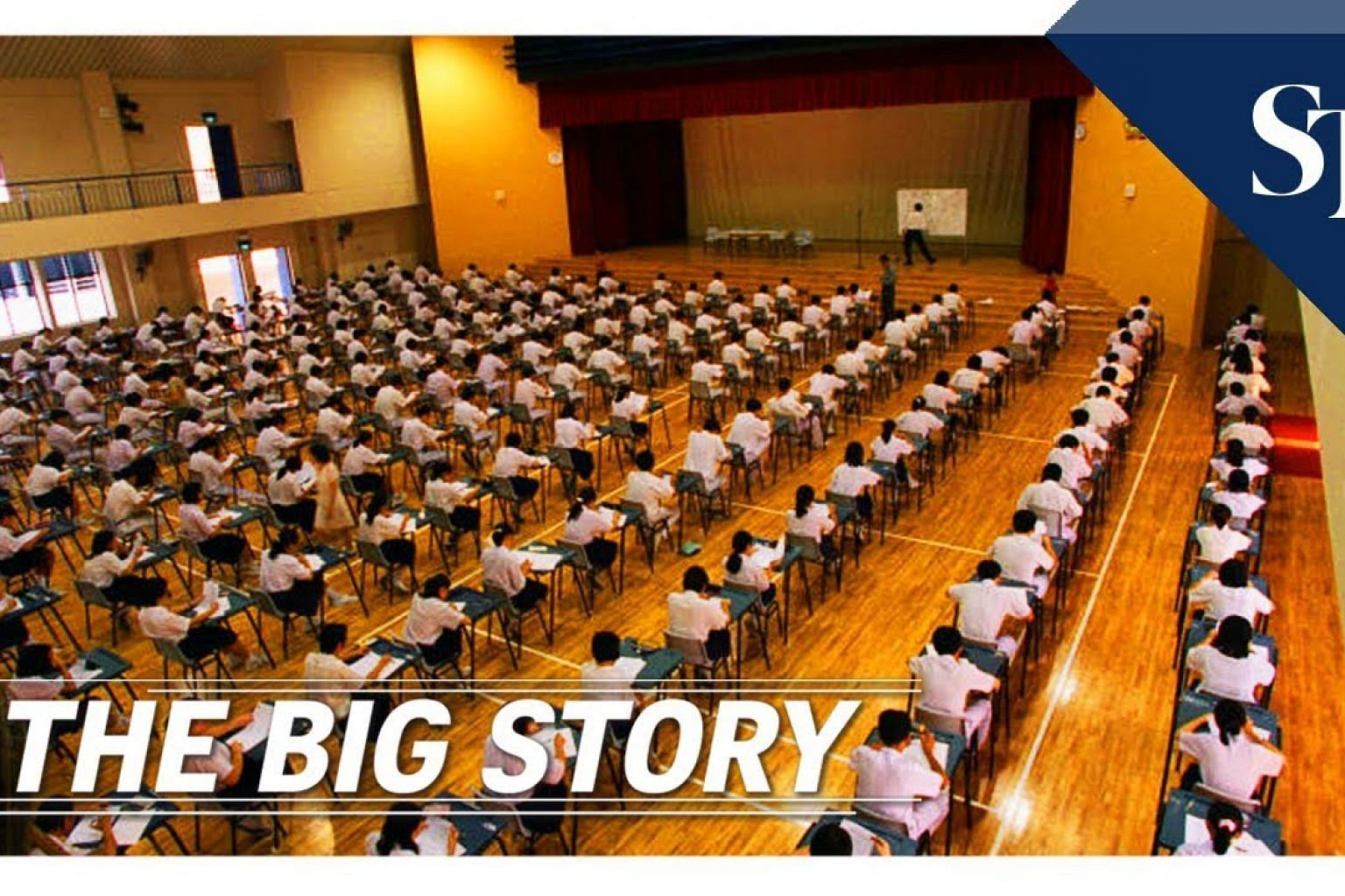 THE BIG STORY: 'Exceptionally difficult' PSLE maths paper | The Straits Times