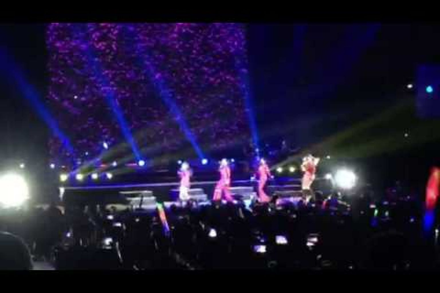 Fifth Harmony performs Work From Home at The Star Theatre