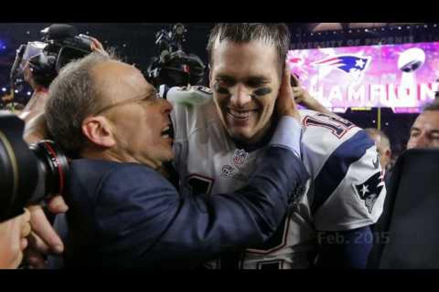 Tom Brady's stolen jersey found in Mexico
