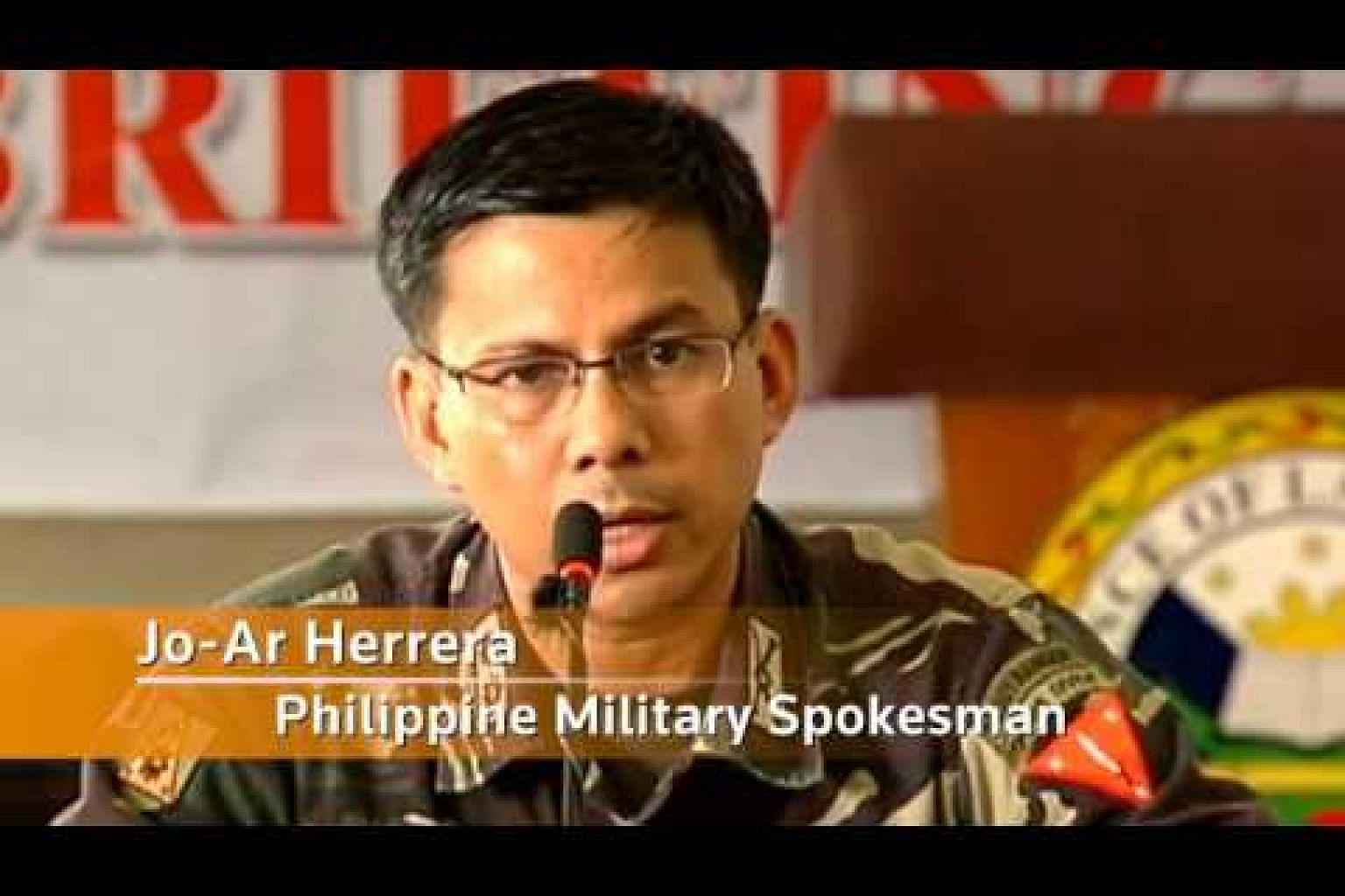 US forces help Philippines fight Islamic State