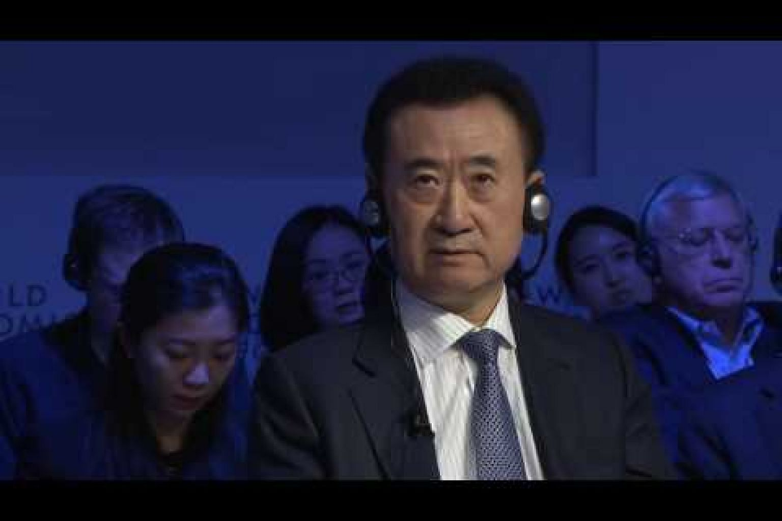 Davos 2017 - An Insight, An Idea with Wang Jianlin
