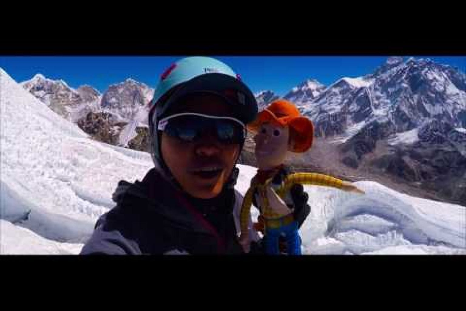 The NTU-NIE Everest Expedition 2017