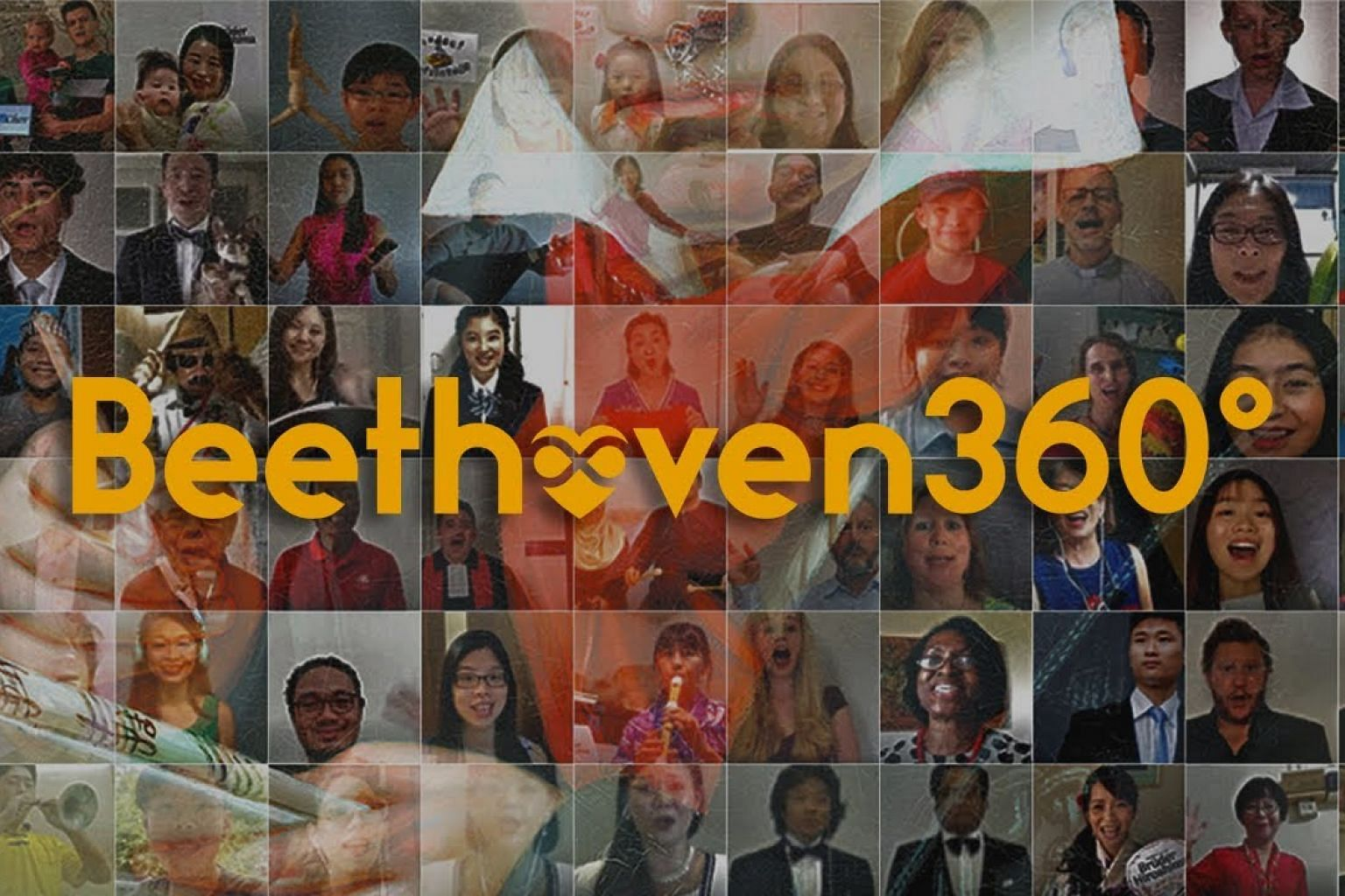 Beeth∞ven 360° - Ode to Joy: World's first immersive digital performance of Beethoven's 9th Symphony