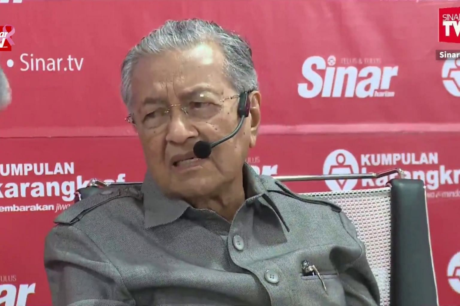 Tun M on Anwar: No guarantee beyond what was promised