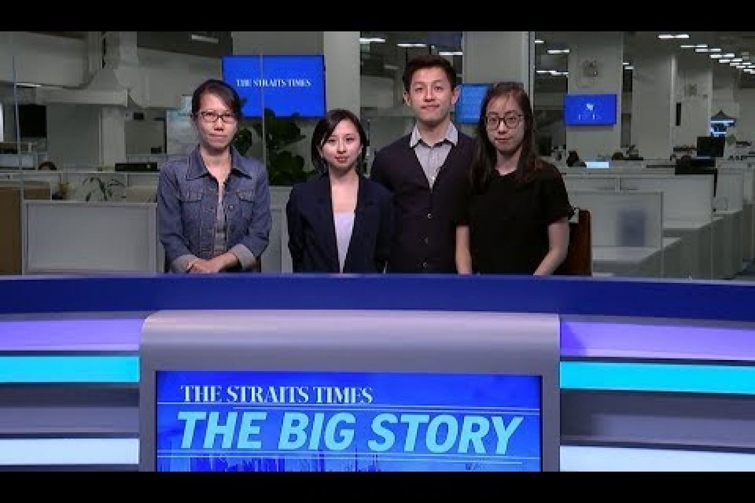 THE BIG STORY: Four 5G networks to be rolled out | Chiam See Tong steps down | Sulli's death