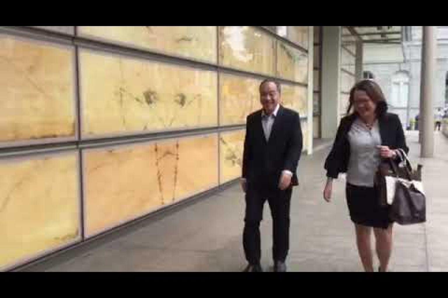 AHTC trial: Former WP chief Low Thia Khiang arrives at high court with WP chairman Sylvia Lim