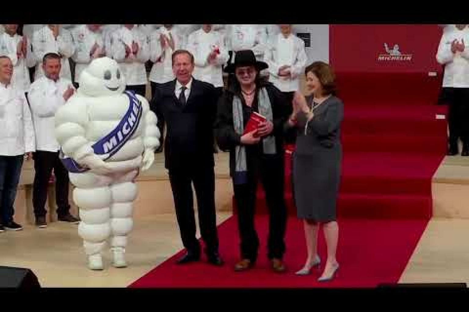 French chef sues Michelin guide over lost star