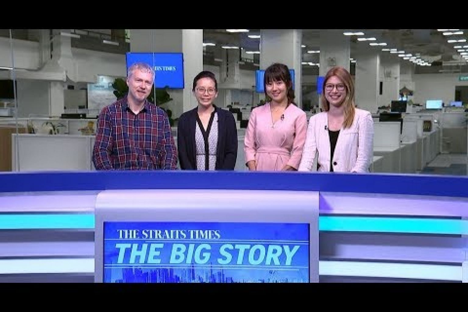THE BIG STORY: RGS' big move | Humans to blame for climate change | Scientology in Singapore