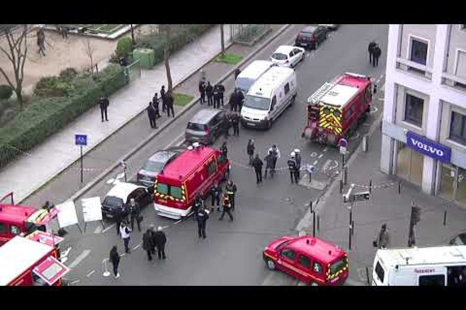 Charlie Hebdo trial opens five years after attack