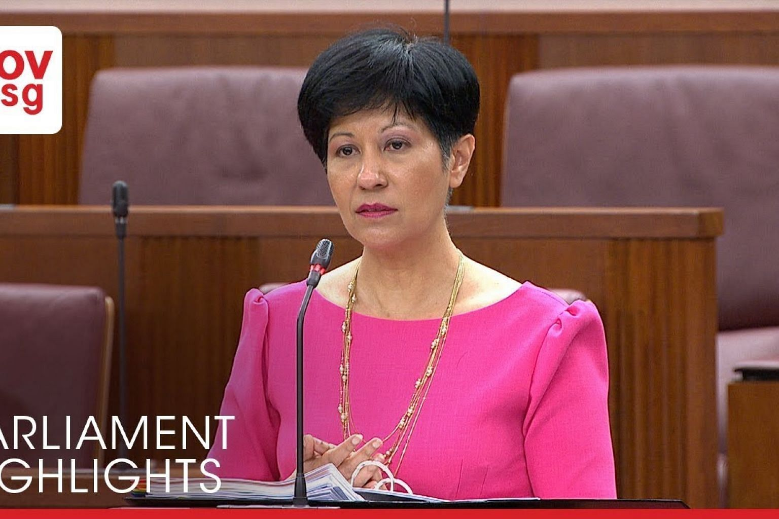 Second Minister for Education Indranee Rajah on inclusivity and a joy of learning