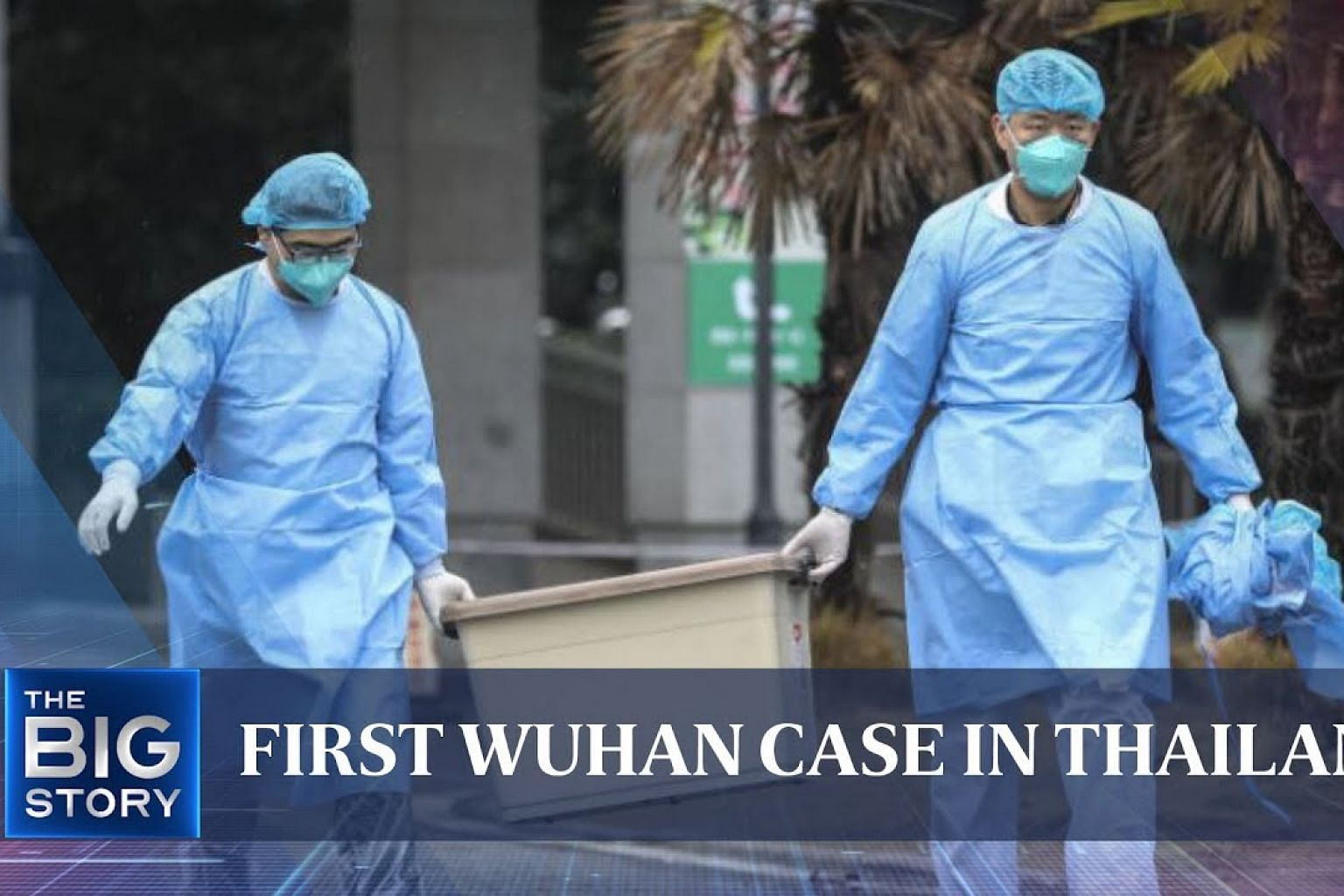 Living under the mysterious Wuhan virus | THE BIG STORY | The Straits Times