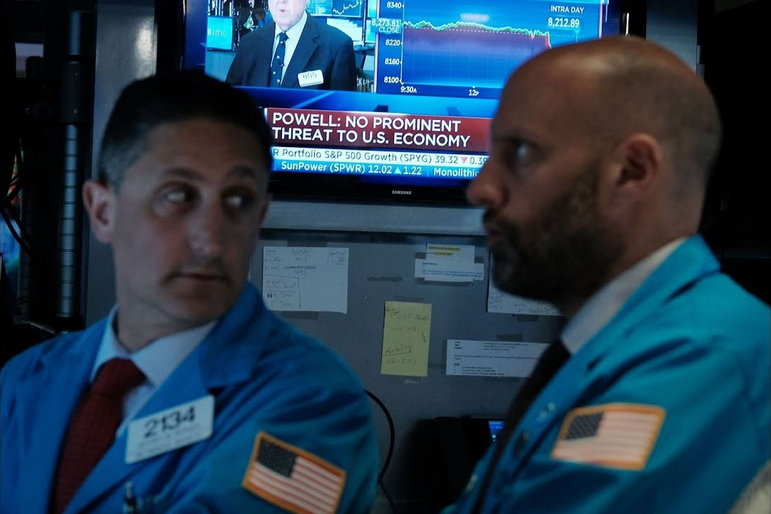 S&P posts biggest drop since May