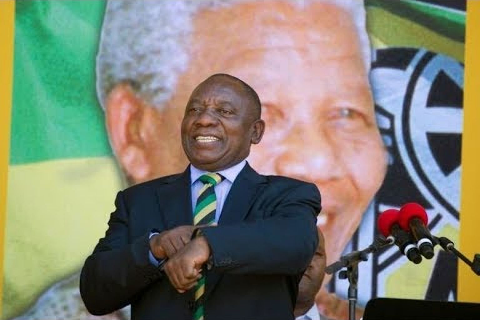 Cyril Ramaphosa elected South Africa president, vows anti-corruption fight