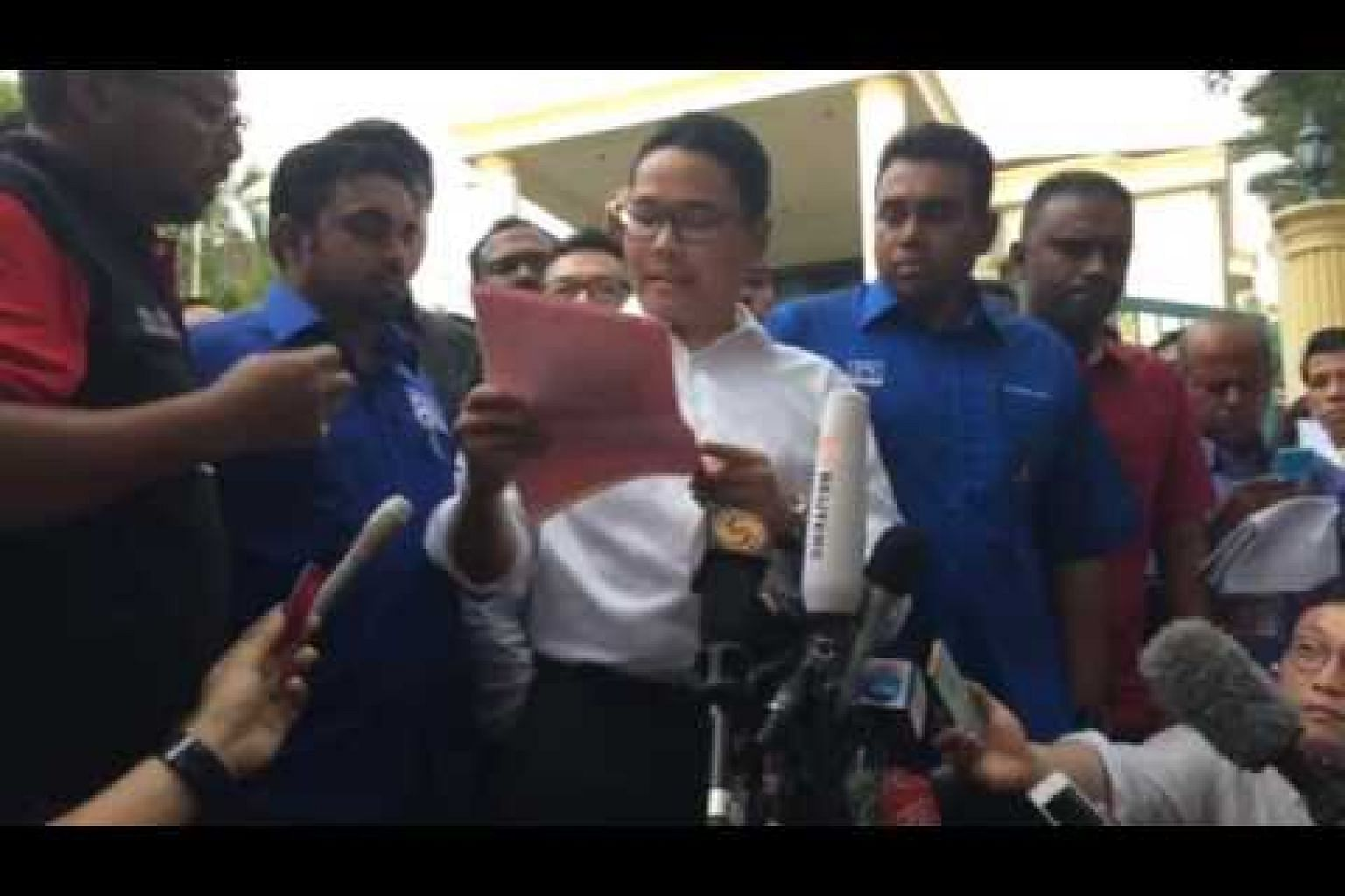 BN youth urge for the withdrawal of visa-free agreement with North Korea