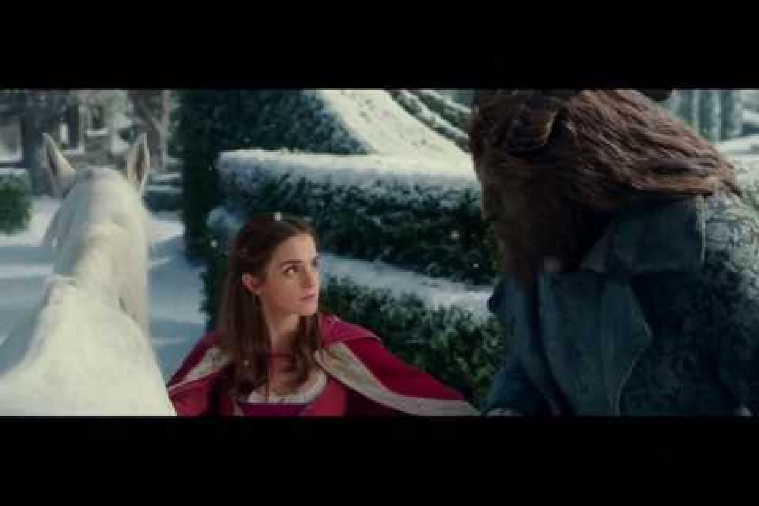 Beauty and the Beast trailer reveals more romance