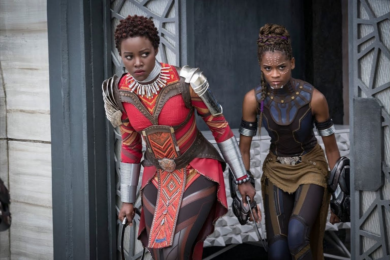 Black Panther stands proud at box office