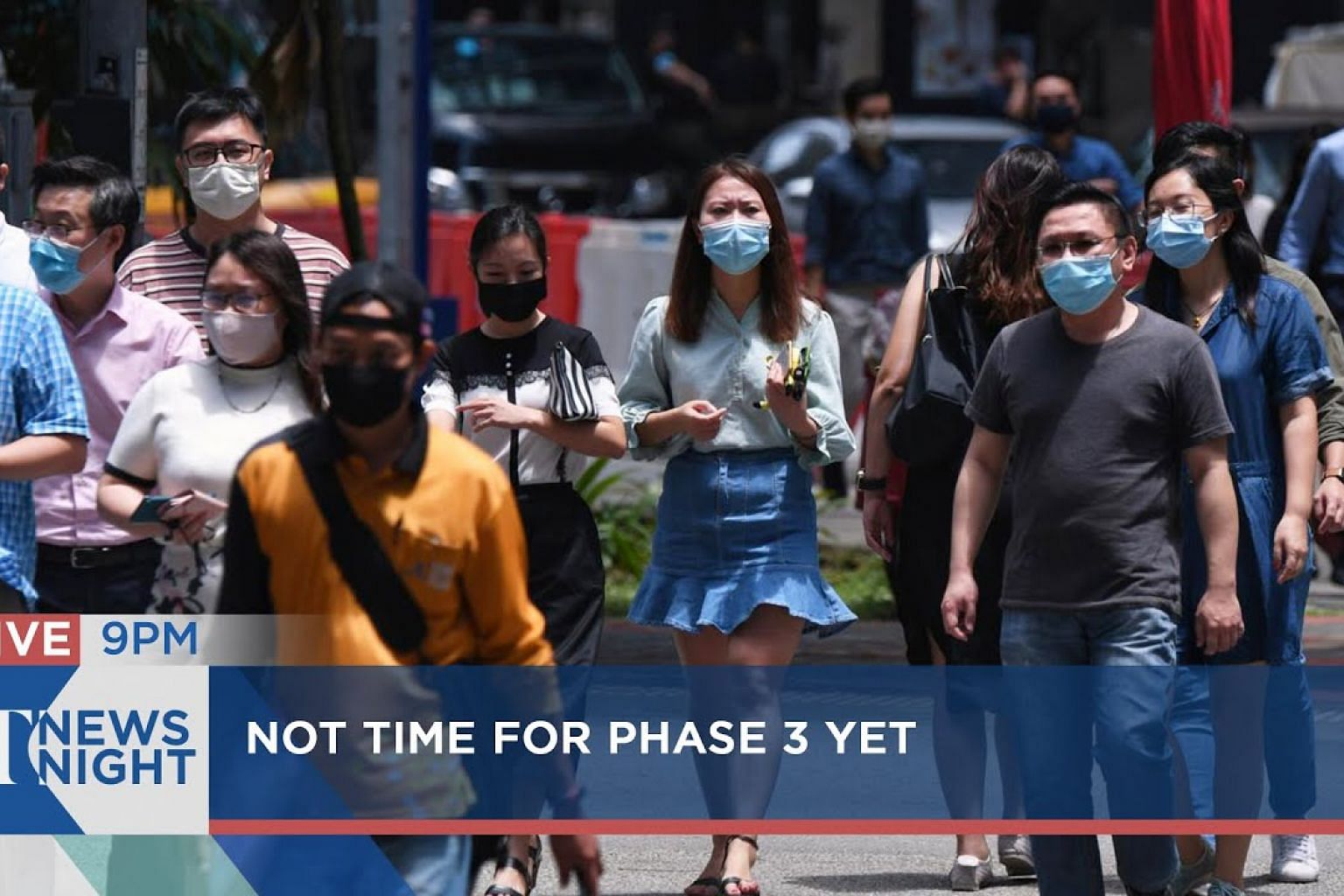 Not time for Phase 3 yet | New breathalyser test for Covid-19 | ST NEWS NIGHT