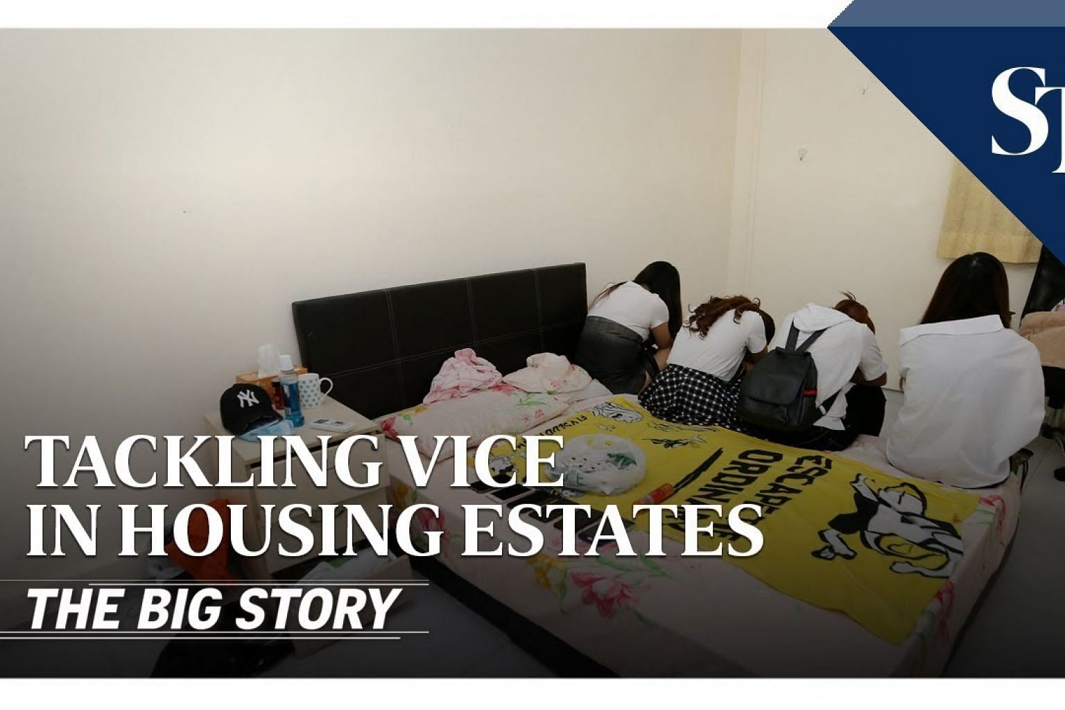 Tackling vice in housing estates | THE BIG STORY | The Straits Times