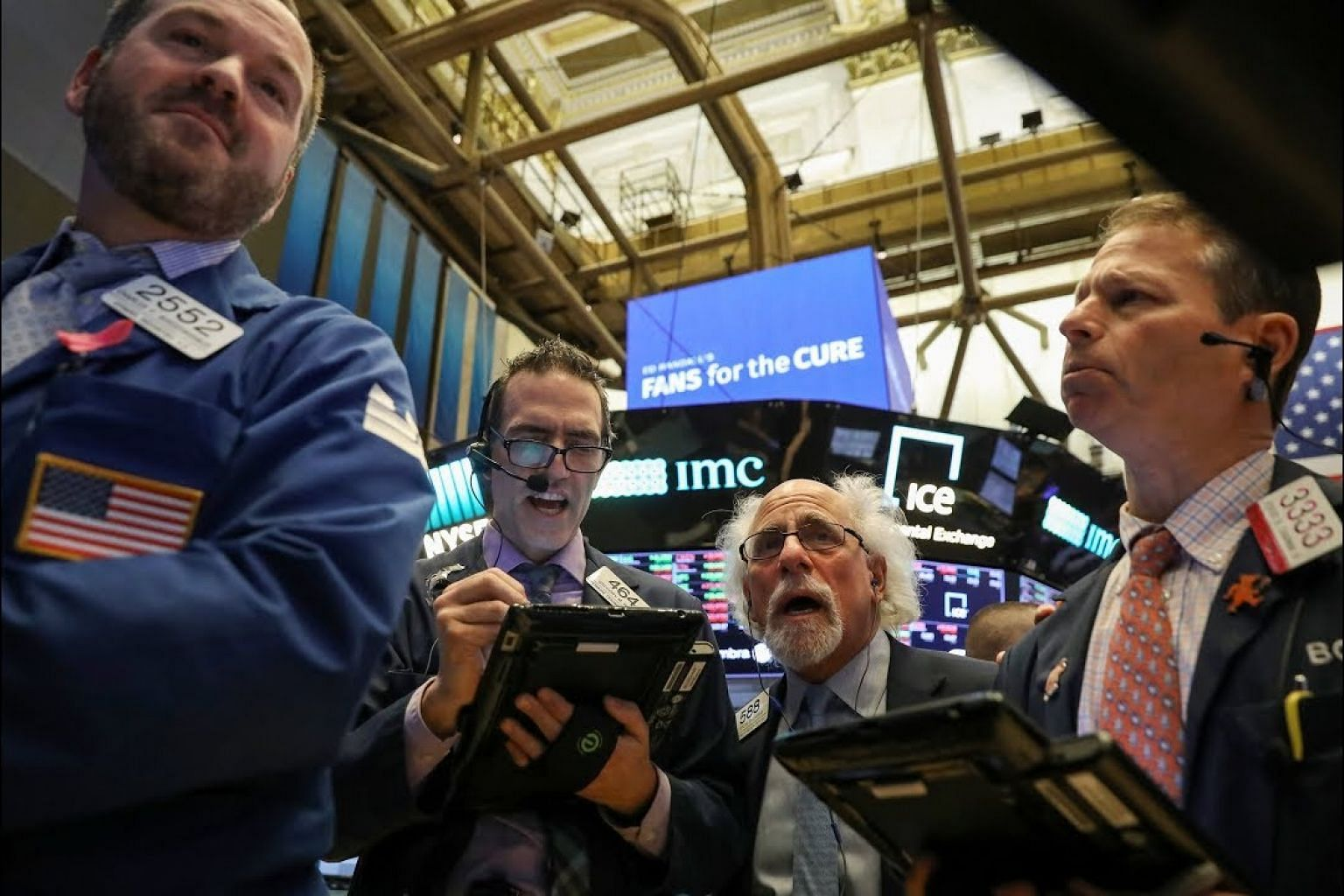 Wall Street rallies for fifth day