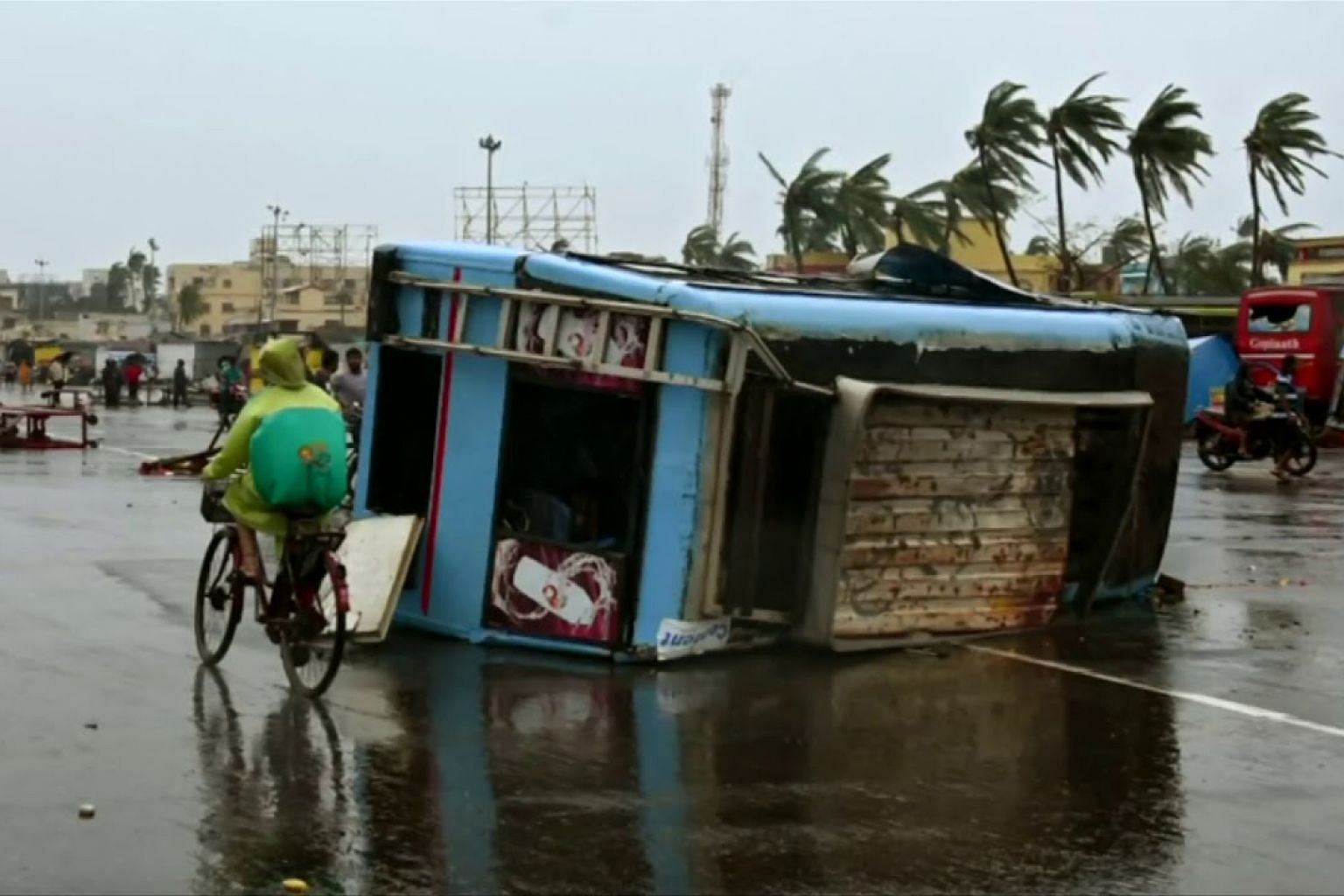 Cyclone Fani mass evacuation averts catastrophe