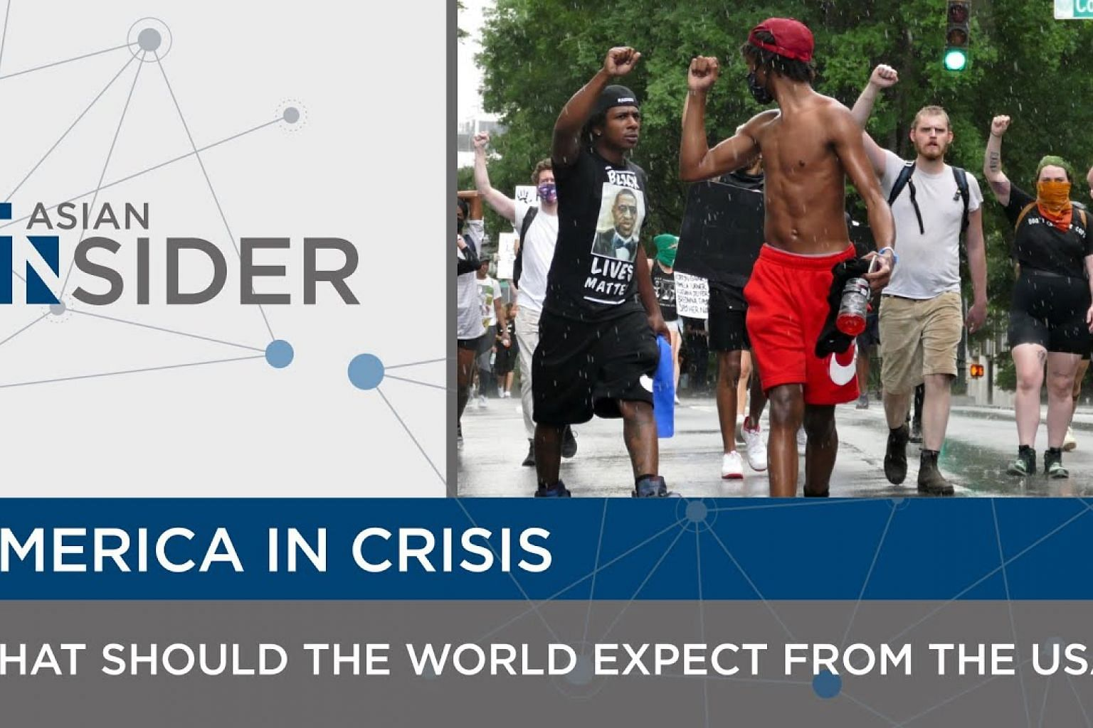 America in Crisis   Asian Insider EP 32   The Straits Times