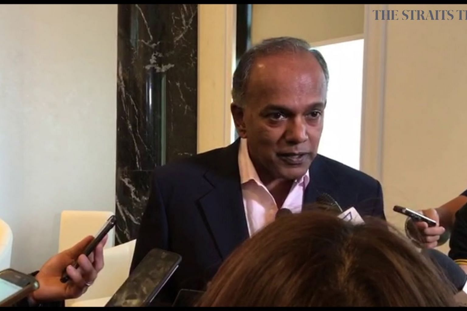Home Affairs and Law Minister K. Shanmugam on recommendations to better protect vulnerable persons