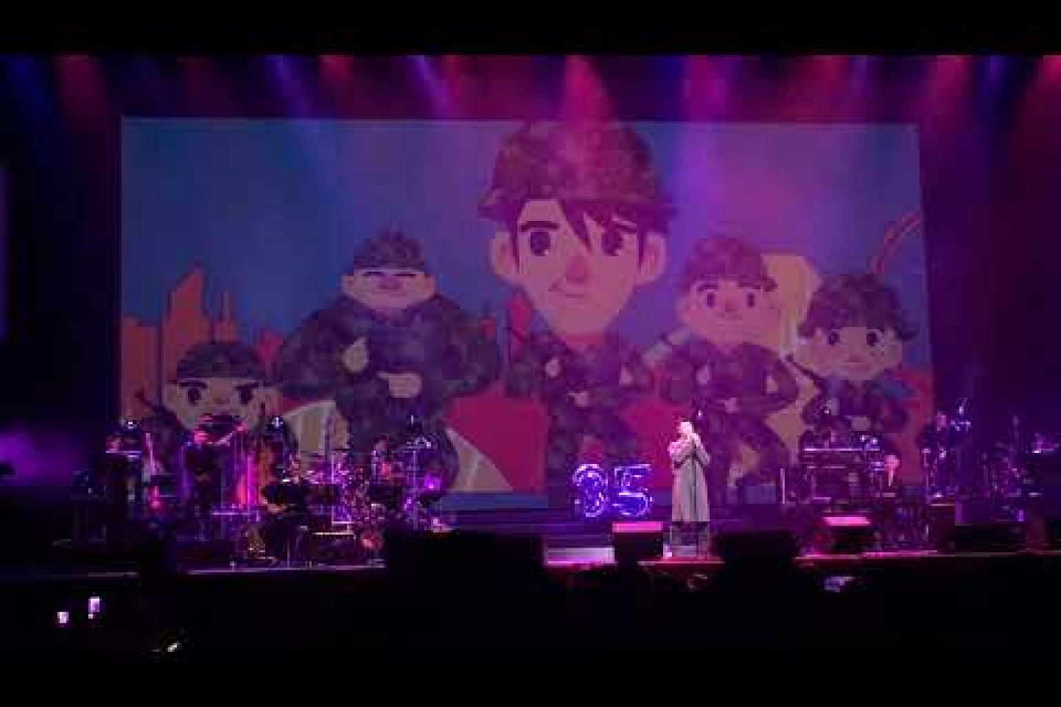 Jimmy Ye performing I Get You
