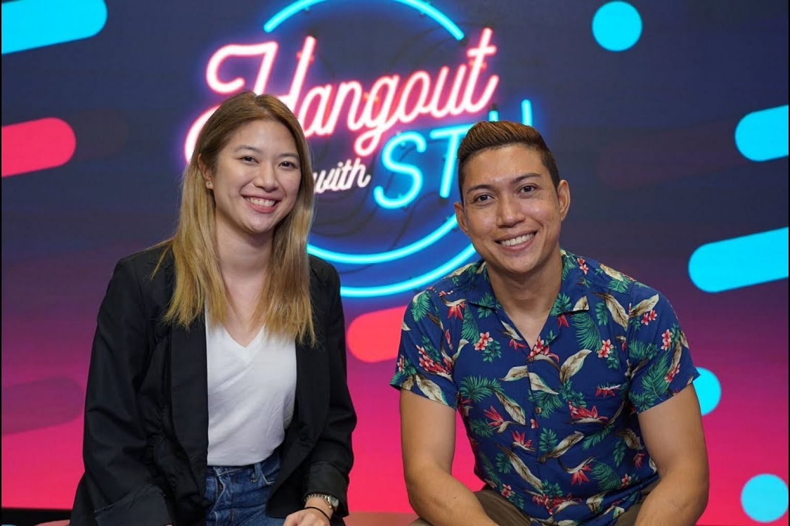 Hangout with ST: All about the haze | Hangout with Spider-Man wingman | Launch of new tech gadgets