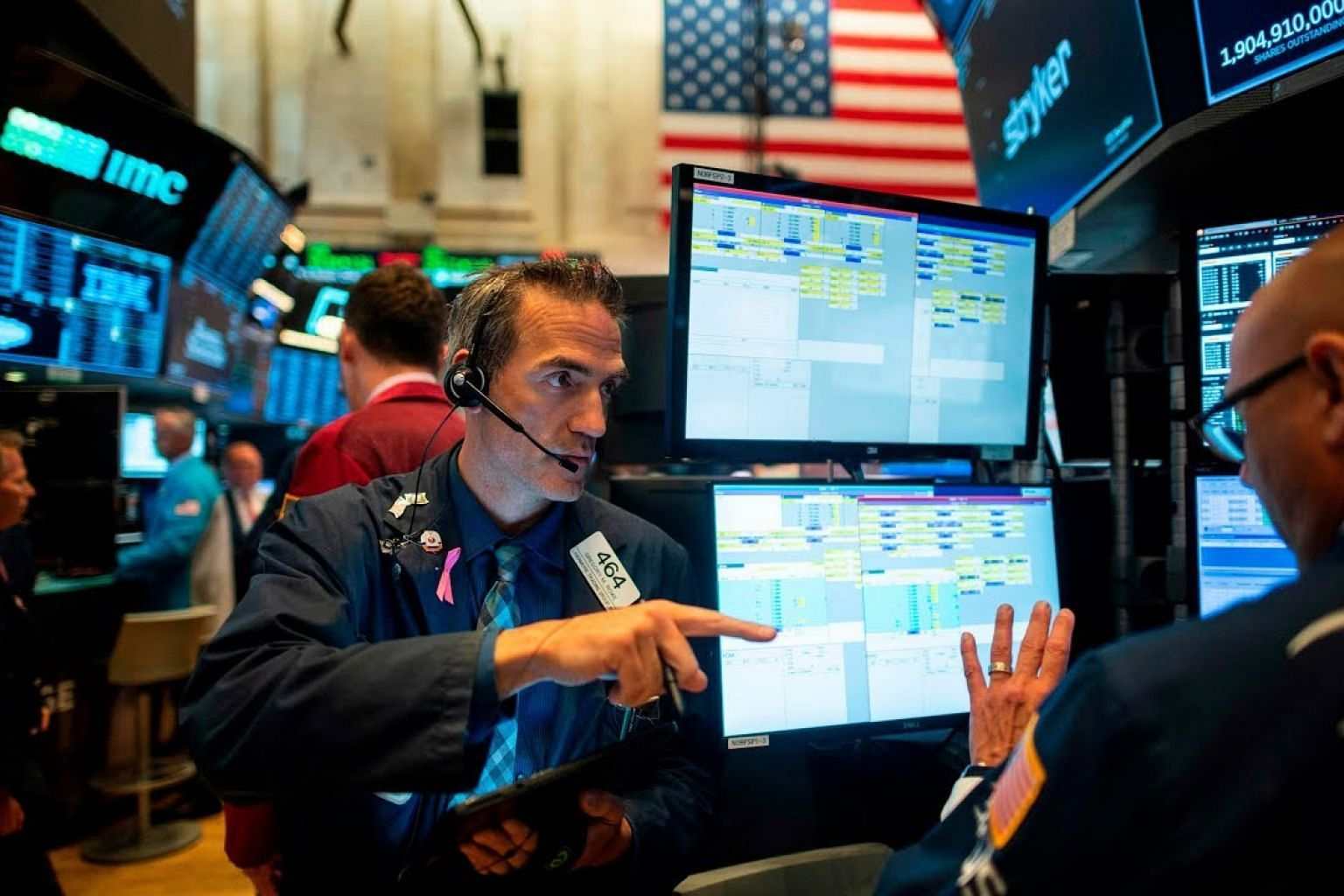 Wall Street edges up on rate cut hopes