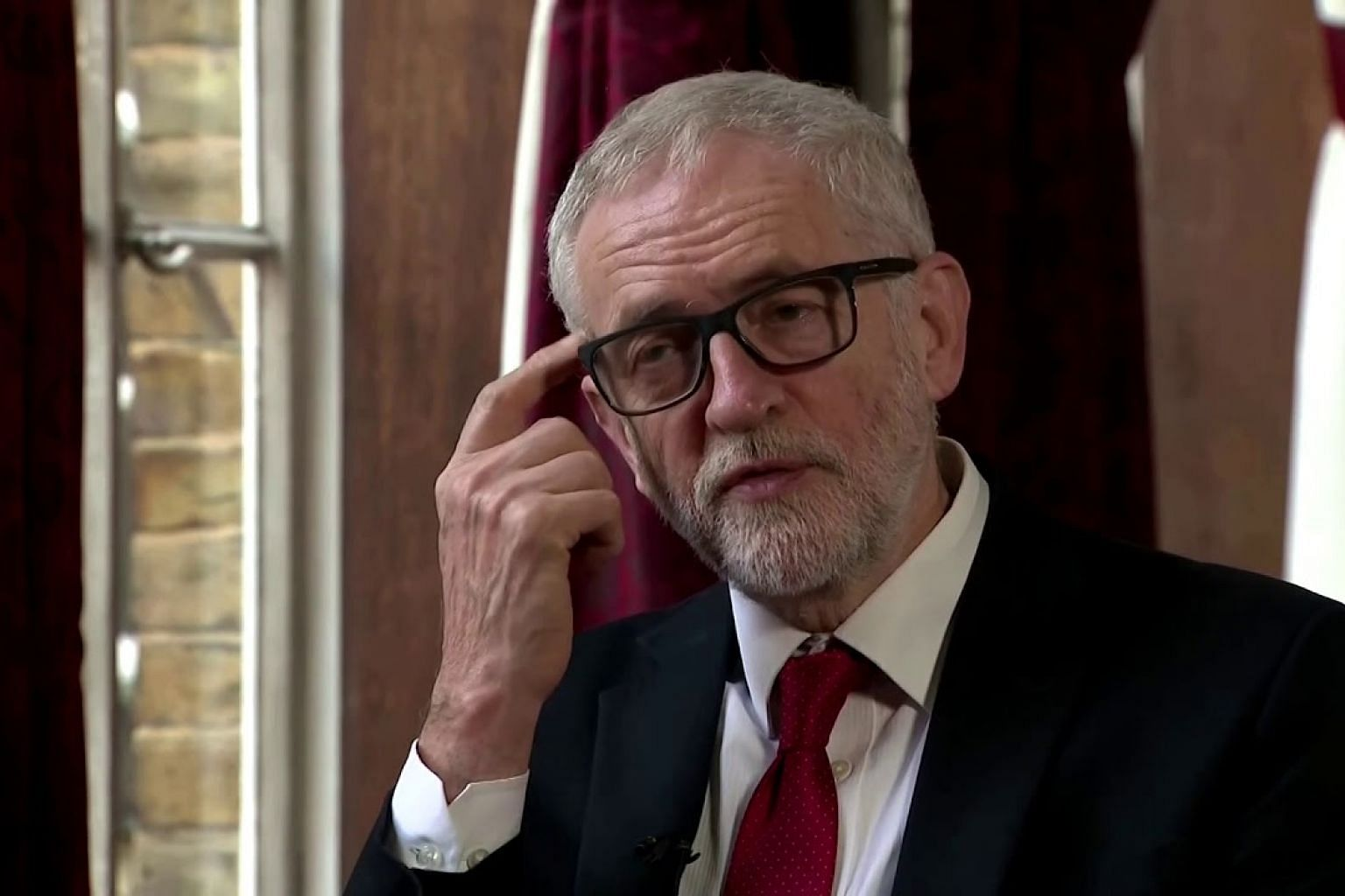 Labour's Corbyn to stay as leader until next year