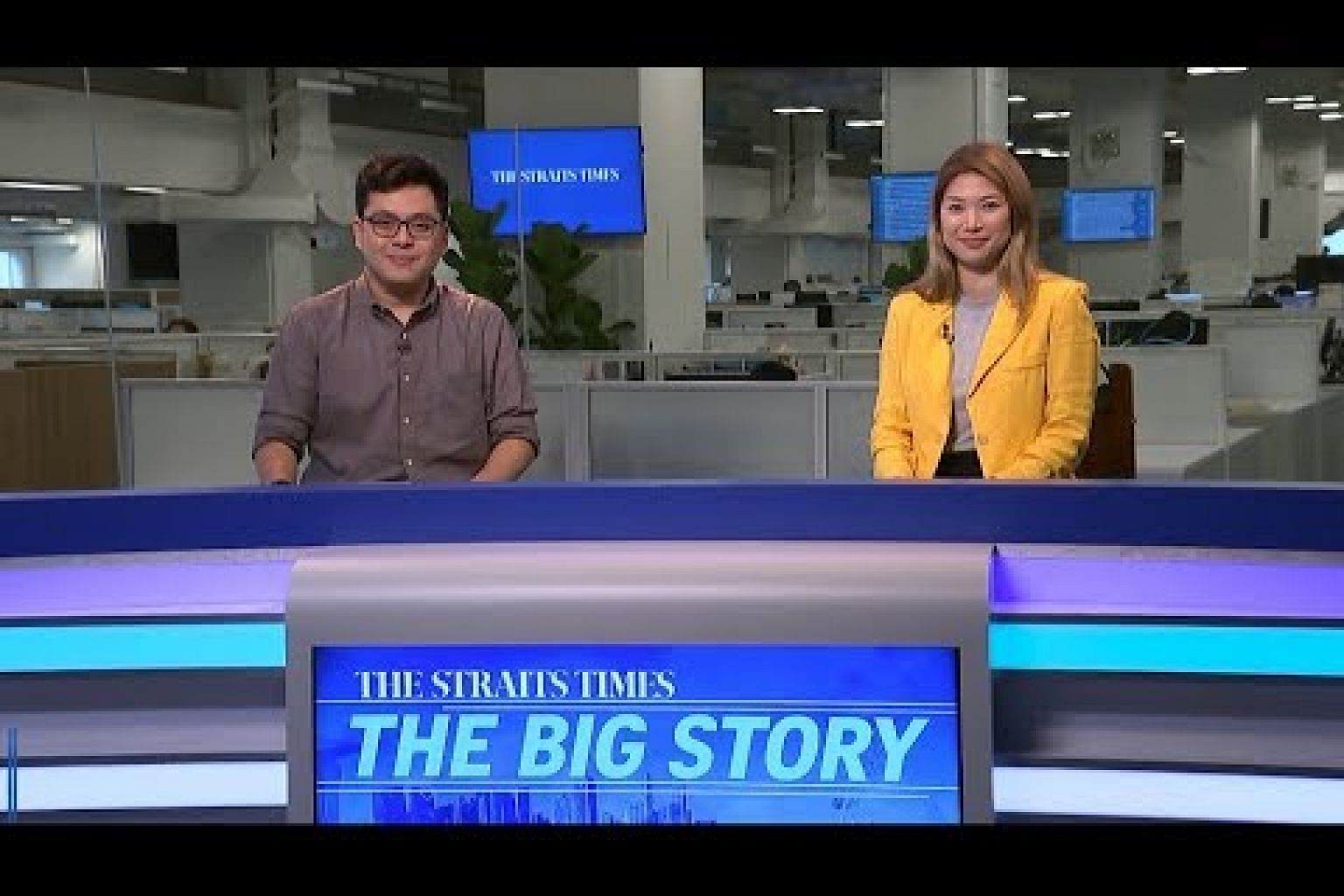 THE BIG STORY: How Djokovic beat Federer | Google is listening to you | The Straits Times (15/07/19)