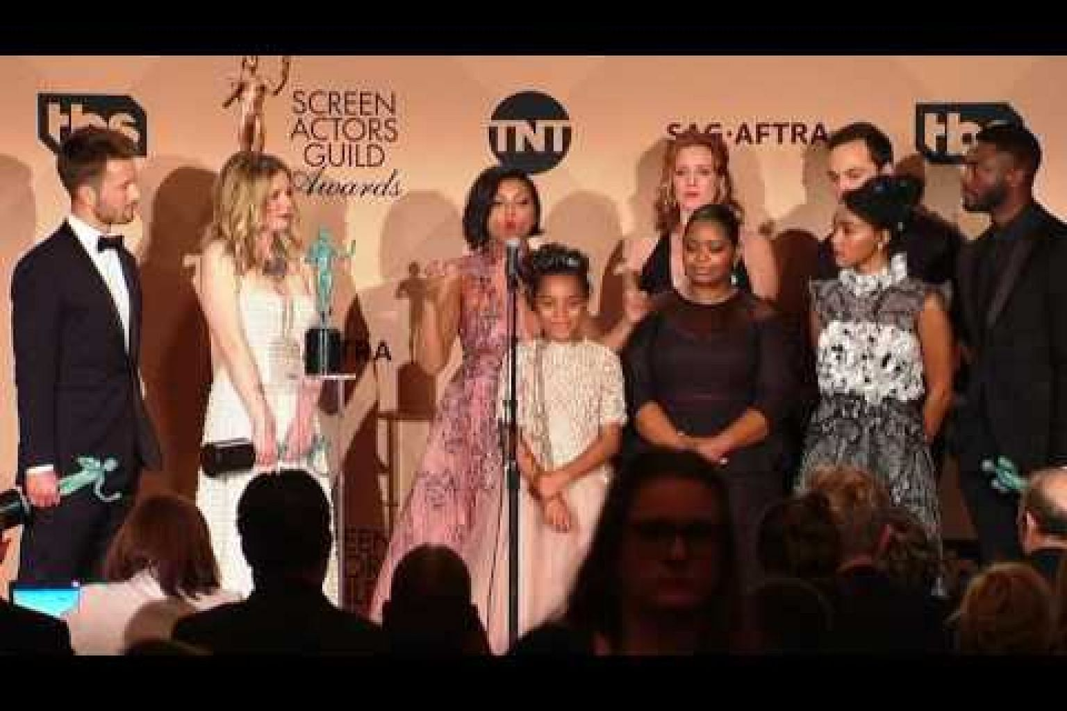 Diversity addressed during awards season