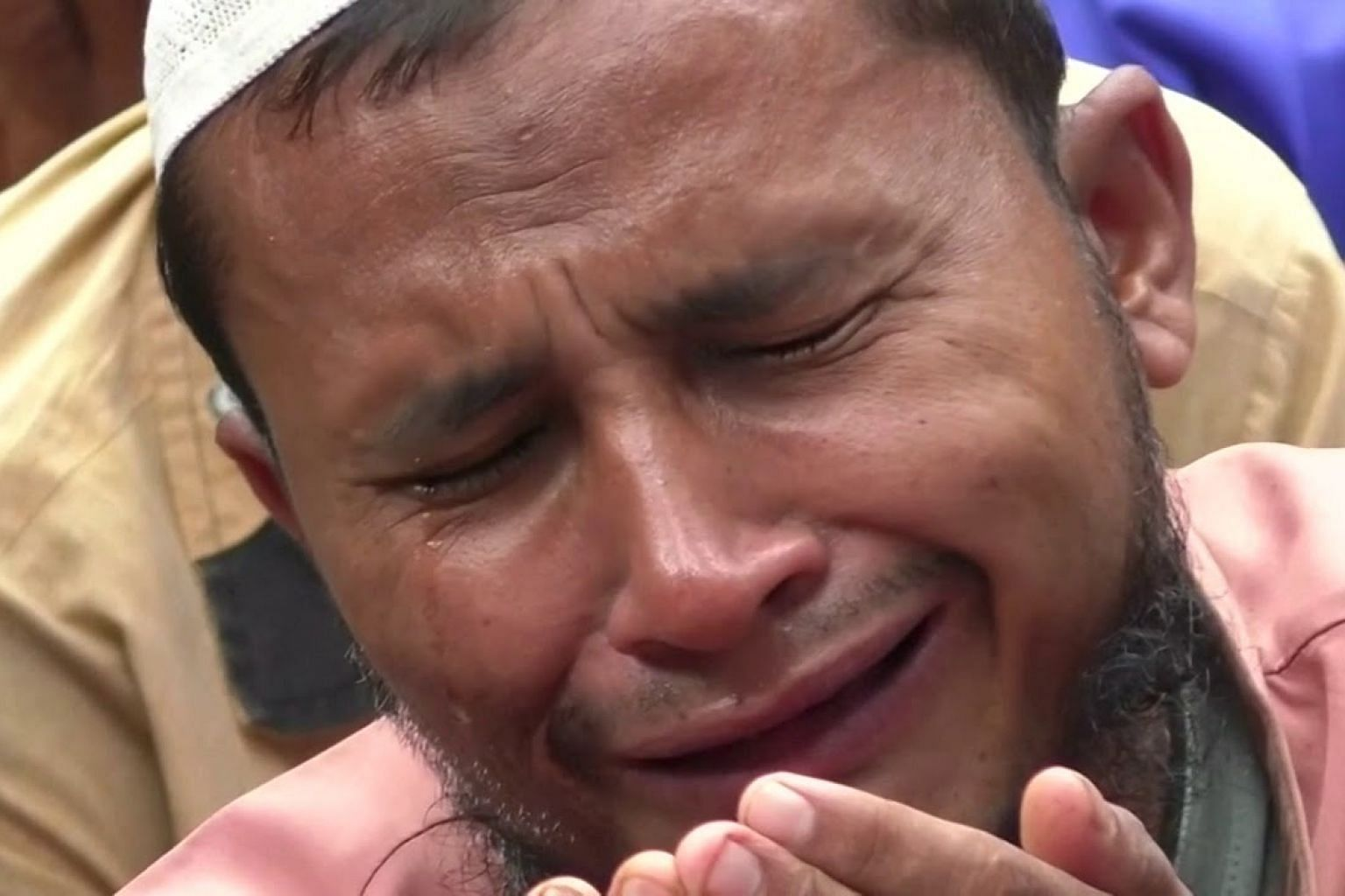 Rohingya refugees demand justice a year into crisis