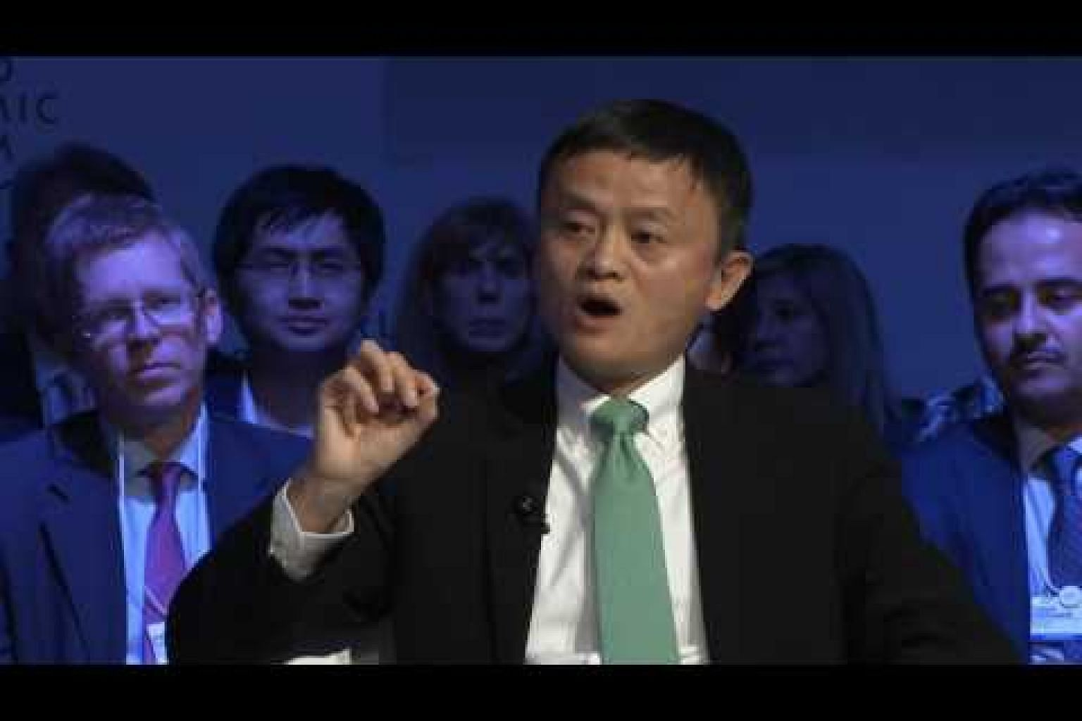 Davos 2017 - An Insight, An Idea with Jack Ma