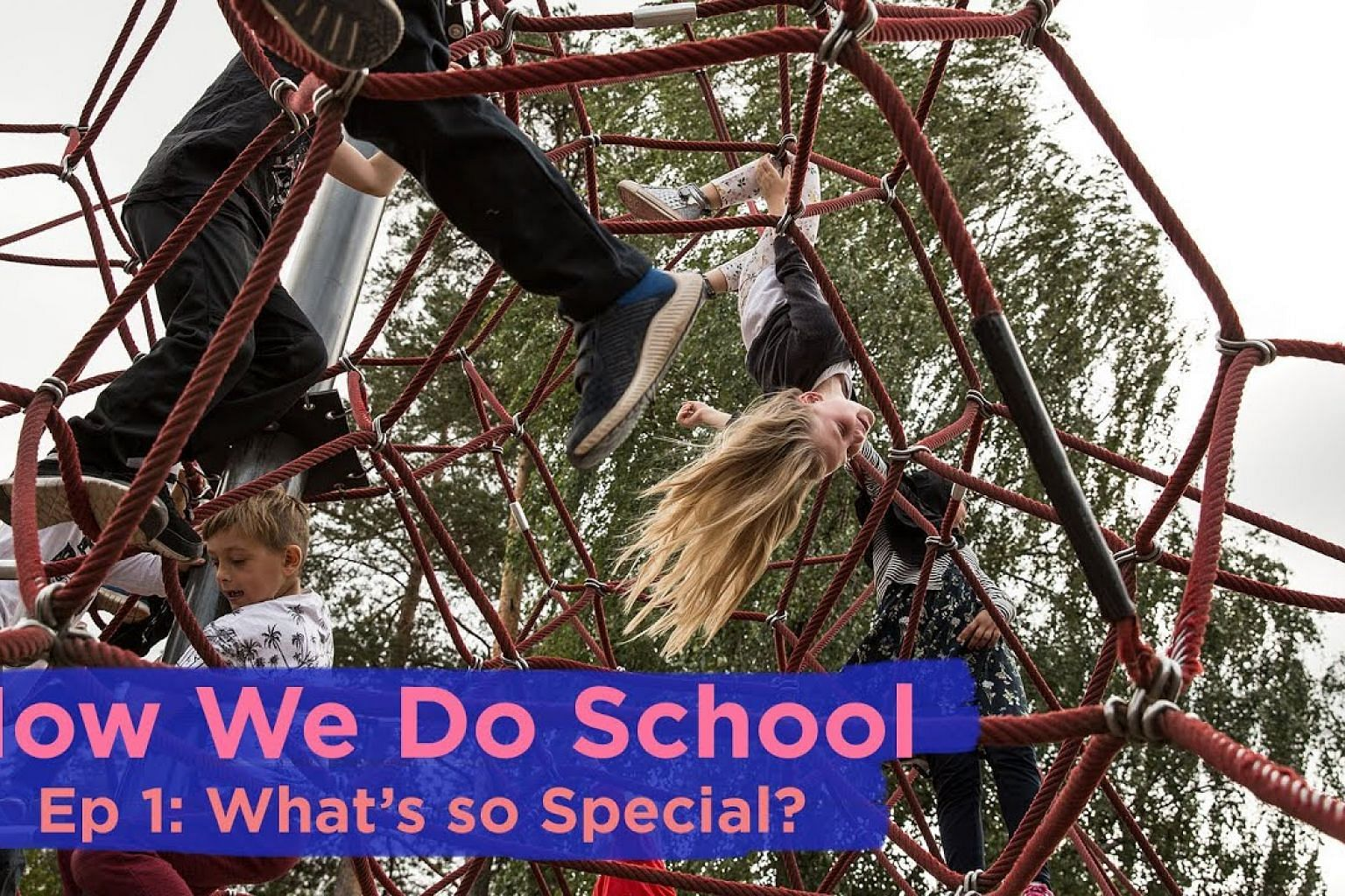 HOW WE DO SCHOOL: Ep 1 What's so Special?