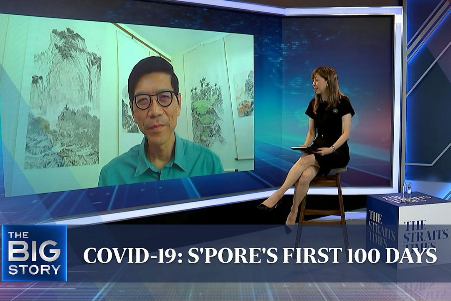 S'pore's Covid-19 fight nears 100 days   Covid-19 vs Sars: Lessons learnt   THE BIG STORY